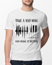 Take A Sad Song Classic T-Shirt lifestyle-mens-crewneck-front-13