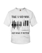 Take A Sad Song Youth T-Shirt thumbnail