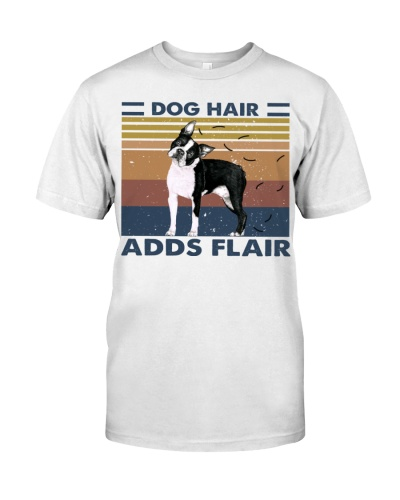 Dog Hair Adds Flair