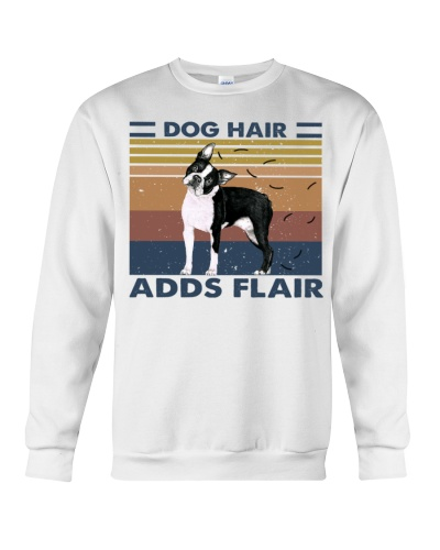 Dog Hair Adds Flair