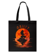 Sailty Mermaid Tote Bag thumbnail