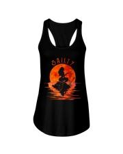 Sailty Mermaid Ladies Flowy Tank thumbnail