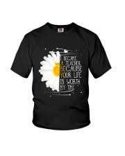 I Became A Teacher Youth T-Shirt thumbnail