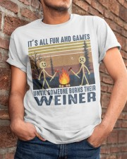 It's All Fun And Games Classic T-Shirt apparel-classic-tshirt-lifestyle-26