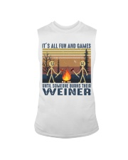 It's All Fun And Games Sleeveless Tee thumbnail