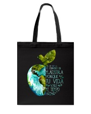Spanish teacher Tote Bag thumbnail