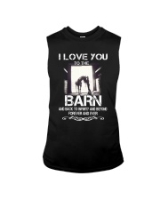 I Love You To The Barn Sleeveless Tee thumbnail