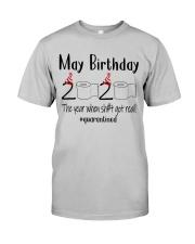 Quarantine 2020 Classic T-Shirt front