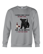 Scottish Terrier Crewneck Sweatshirt tile