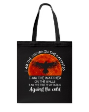 I Am The Watcher Tote Bag thumbnail