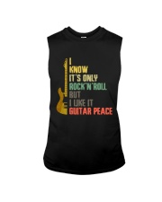 It's Only Rock And Roll Sleeveless Tee thumbnail