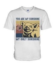 You Are My Sunshine V-Neck T-Shirt thumbnail