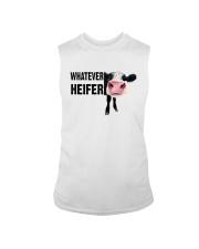 Whatever Heifer Sleeveless Tee thumbnail