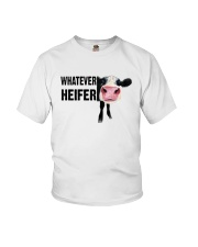 Whatever Heifer Youth T-Shirt thumbnail