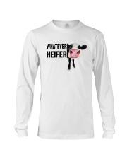 Whatever Heifer Long Sleeve Tee thumbnail