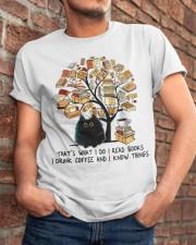 I Drink Coffee Classic T-Shirt apparel-classic-tshirt-lifestyle-26