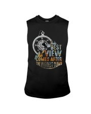 Best View Comes After Sleeveless Tee thumbnail
