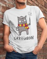 Gryffinboar Classic T-Shirt apparel-classic-tshirt-lifestyle-26