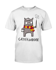 Gryffinboar Classic T-Shirt front
