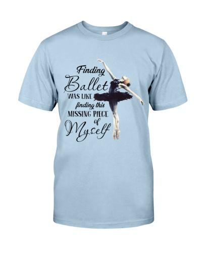 Finding Ballet