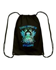 Cthulhu Funny Drawstring Bag thumbnail