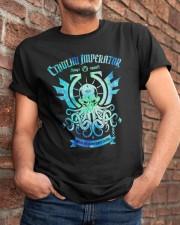 Cthulhu Funny Classic T-Shirt apparel-classic-tshirt-lifestyle-26