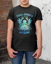 Cthulhu Funny Classic T-Shirt apparel-classic-tshirt-lifestyle-31