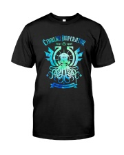 Cthulhu Funny Classic T-Shirt front