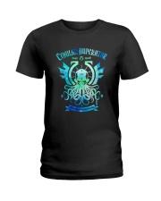 Cthulhu Funny Ladies T-Shirt thumbnail