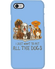 All The Dogs Phone Case tile
