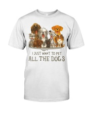 All The Dogs Classic T-Shirt thumbnail