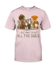 All The Dogs Premium Fit Mens Tee thumbnail