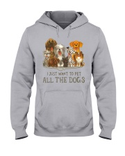 All The Dogs Hooded Sweatshirt thumbnail