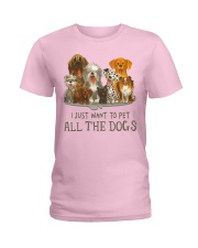 All The Dogs Ladies T-Shirt tile