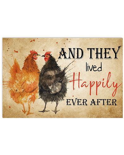 They Lived Happily Ever After