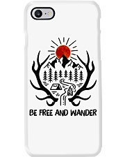 Be Freedom And Wander Phone Case tile