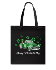 Happy St Patrick's Day Tote Bag thumbnail