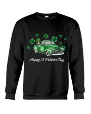 Happy St Patrick's Day Crewneck Sweatshirt thumbnail