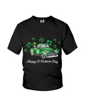 Happy St Patrick's Day Youth T-Shirt thumbnail