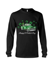 Happy St Patrick's Day Long Sleeve Tee thumbnail