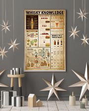 Whisky Knowledge 11x17 Poster lifestyle-holiday-poster-1
