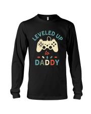 Leveled Up Daddy Long Sleeve Tee thumbnail