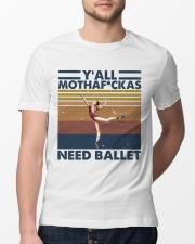 Need Ballet Classic T-Shirt lifestyle-mens-crewneck-front-13