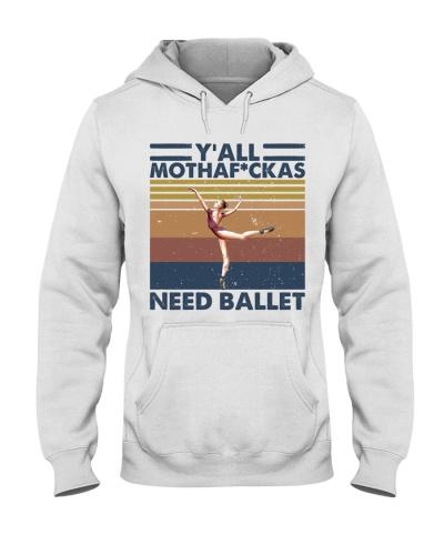 Need Ballet