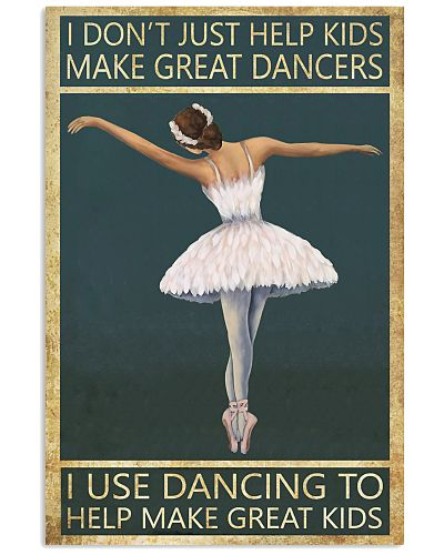 Dancing Make Great Kids