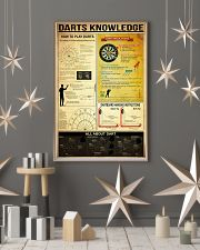 Darts Knowledge 11x17 Poster lifestyle-holiday-poster-1