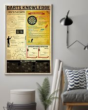Darts Knowledge 11x17 Poster lifestyle-poster-1