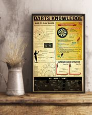 Darts Knowledge 11x17 Poster lifestyle-poster-3