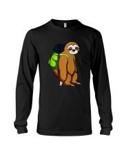 Sloth Hikking Team Long Sleeve Tee thumbnail