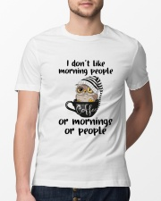 I Don't Like Morning People Classic T-Shirt lifestyle-mens-crewneck-front-13